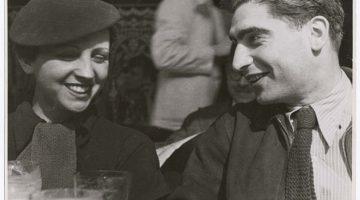 Robert Capa and Gerda Taro